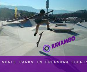 Skate Parks in Crenshaw County