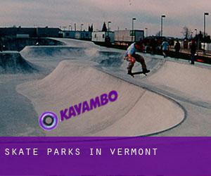 Skate Parks in Vermont