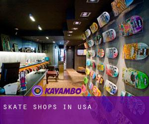 Skate Shops in USA
