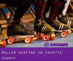 Roller Skating in Fayette County
